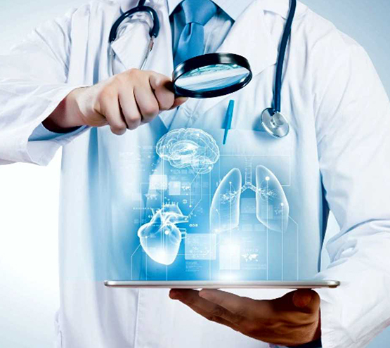 Диагностика кисты яичника